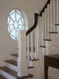 Square Newel Post Home Design Ideas, Pictures, Remodel and ...