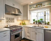 Window Kitchen Sink | Houzz