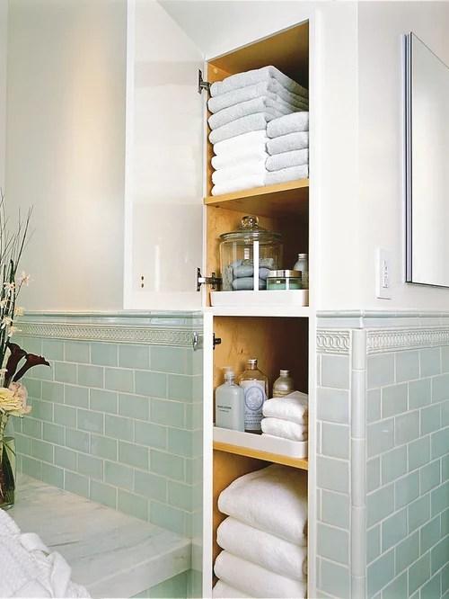 Bathroom Linen Closet Home Design Ideas Pictures Remodel