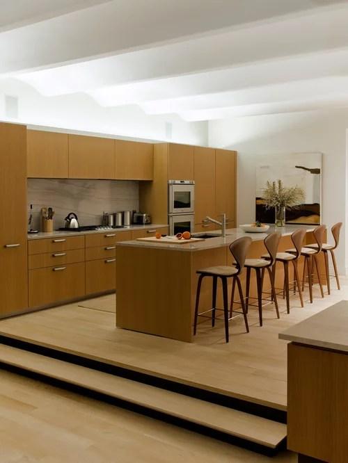 Large L Shaped Kitchen Design