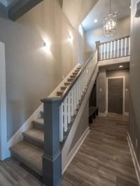 Craftsman Staircase Design Ideas, Remodels & Photos