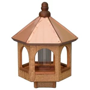 Octagon Birdhouse