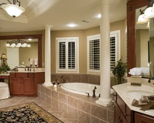 Bathroom Columns Home Design Ideas, Pictures, Remodel And