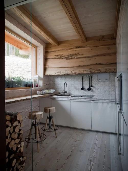 Cucina in montagna  Foto e Idee per Arredare
