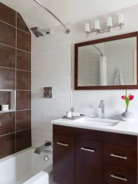 Small Modern Bathroom Ideas, Pictures, Remodel and Decor