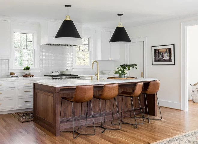 Contemporary Kitchen by Casework
