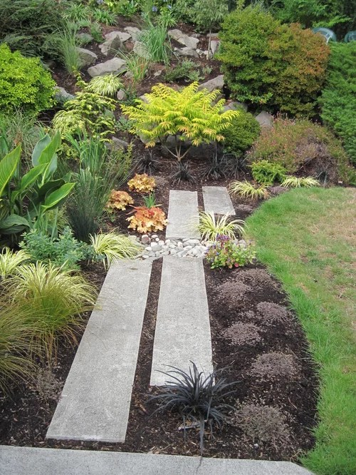 Rain Garden Ideas Pictures Remodel And Decor