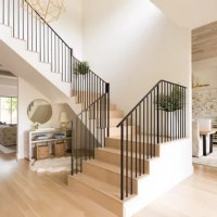 75 Most Popular L-Shaped Staircase Design Ideas for 2018 ...