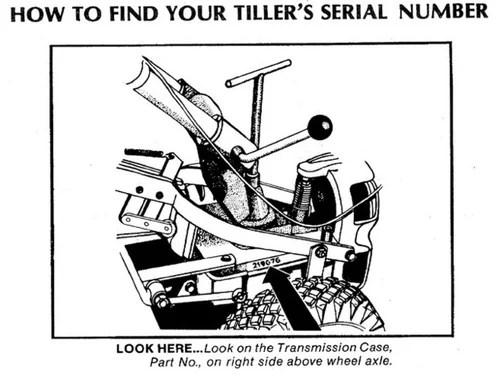 Help identifying an old Troy-Bilt, Horse, tiller