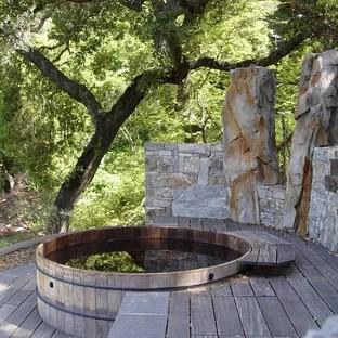 Hot Tub Privacy Houzz