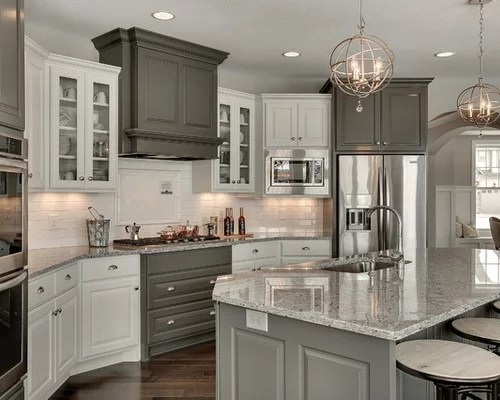 Moon White Granite Home Design Ideas, Pictures, Remodel