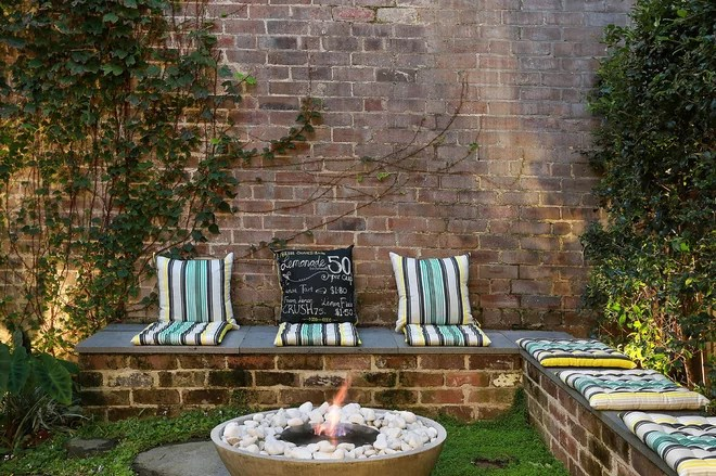 Industrial Patio by Home Impact