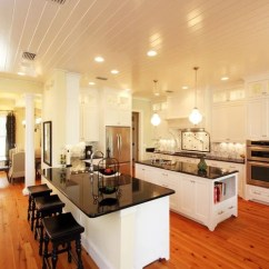 Kitchen Islands Designs Pine Chairs For Sale Tongue And Groove Ceiling | Houzz