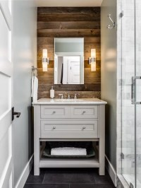 50 Rustic Bathroom Design Ideas - Stylish Rustic Bathroom ...