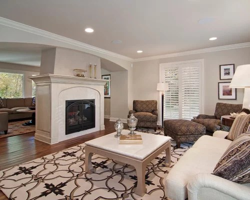 modern living room with dark wood floors pictures of colors center fireplace ideas, pictures, remodel and decor