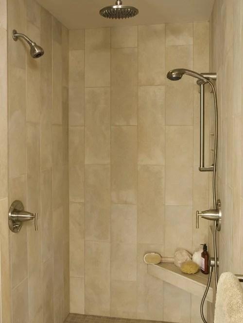 Best Vertical Tile Shower Design Ideas  Remodel Pictures  Houzz