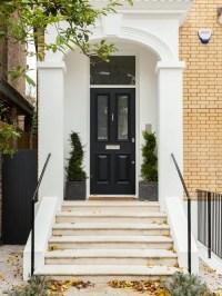 Front Door Steps Home Design Ideas, Renovations & Photos