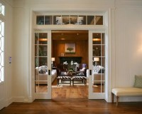 French Pocket Doors | Houzz