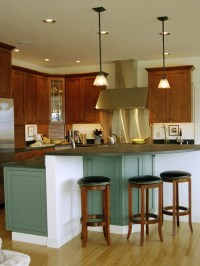 Unique Kitchen Island Design Ideas & Remodel Pictures
