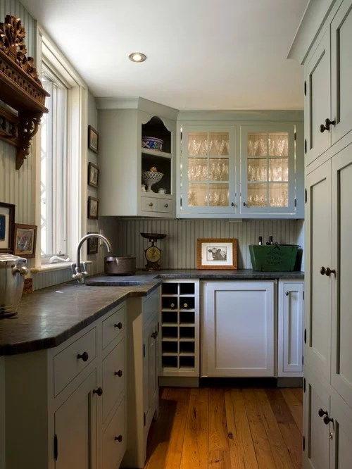 Beadboard Backsplash  Houzz
