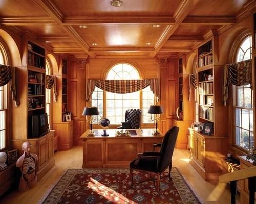 Luxury Home Office Houzz