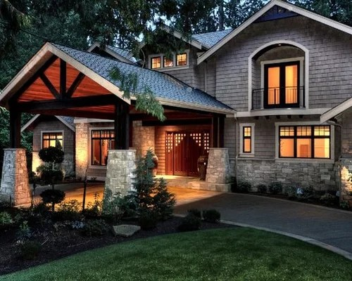 Porte Cochere Circle Drive Ideas Pictures Remodel And Decor