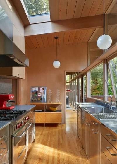 MidCentury Modern Kitchens 12 Key Design Elements