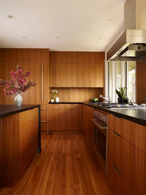 Wood Grain Cabinet Home Design Ideas Pictures Remodel