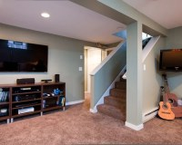 Half Wall Stairs Home Design Ideas, Pictures, Remodel and ...
