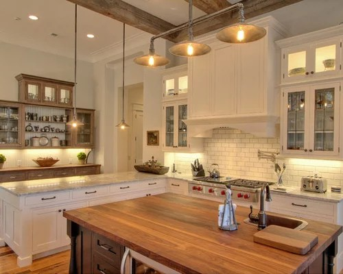 sears kitchen cabinets apron sink island lighting home design ideas, pictures ...