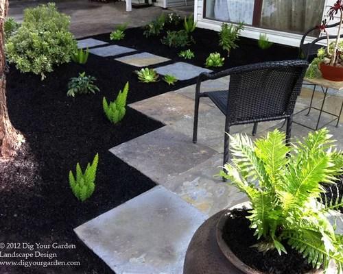 black mulch home design ideas