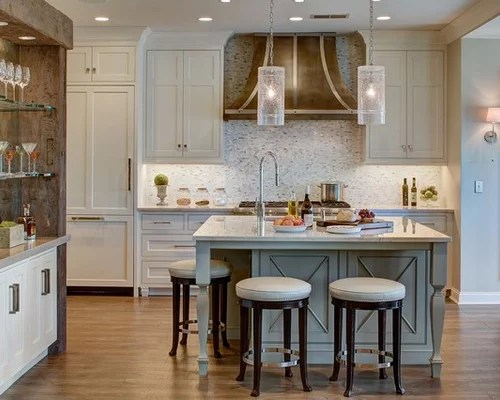 Square Kitchen Island Ideas Pictures Remodel and Decor