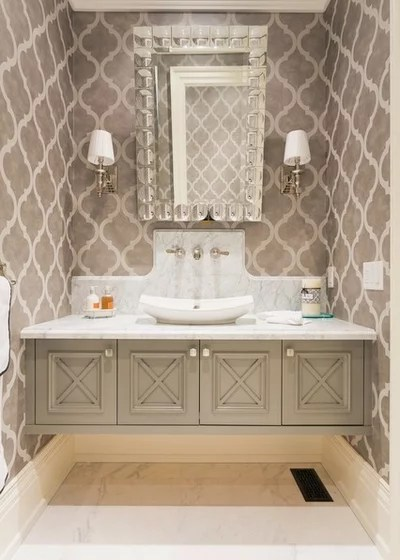 Traditional Bathroom by Prestige Custom Homes