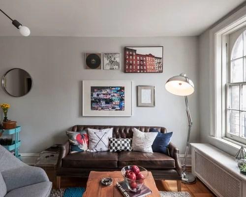 Upscale Bachelor Apartment Living Houzz
