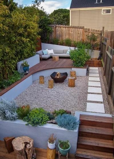 10 -maintenance backyard ideas