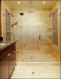 Double Headed Shower | Houzz