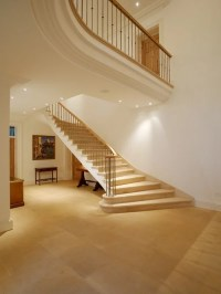 Indoor Wide Bottom Staircases | Houzz