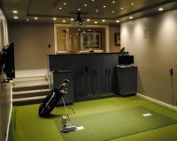 Golf Club Rack | Houzz