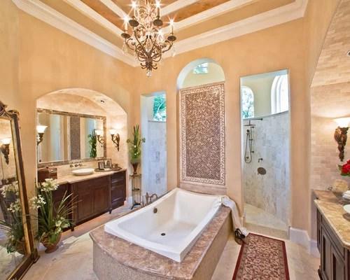 Walk Through Shower Houzz