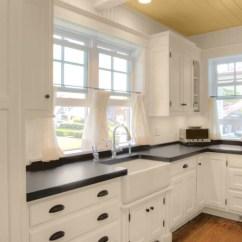 Undercounter Kitchen Sink Cabinets Handles Black Laminate Countertop Home Design Ideas, Pictures ...