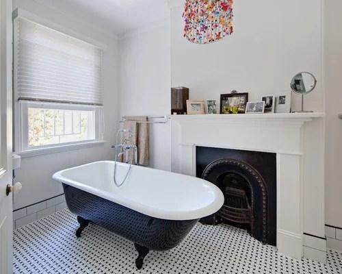 Small Victorian Bathroom Design Ideas Remodels  Photos