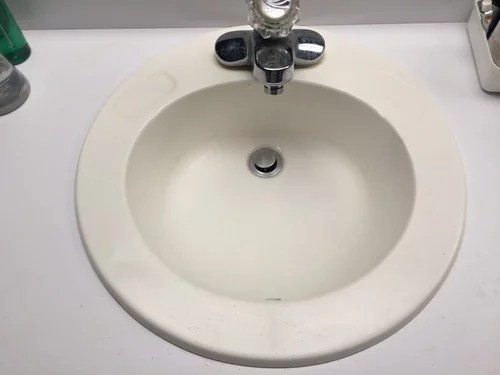 18 old bathroom sink faucet replace