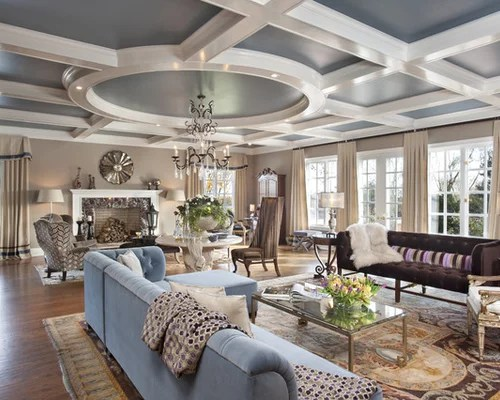 Waffle Ceiling Home Design Ideas Pictures Remodel and Decor