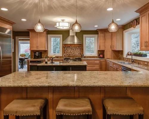 white kitchen island with granite top storage cabinet kashmir gold   houzz