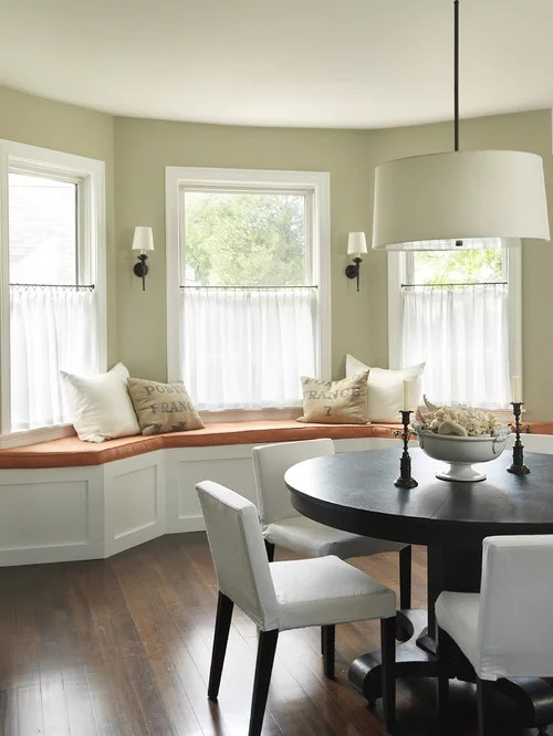 Bay Window Curtain Rod Ideas Pictures Remodel And Decor