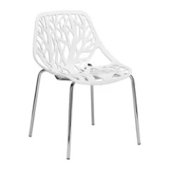 Houzz Dining Chairs Contemporary Chair And A Half Sleeper Sofa 50 Most Popular Modern Room For 2019 Edgemod Furniture Birds Nest Side White Set Of 4