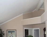 Vaulted Ceilings Crown Moulding | Houzz