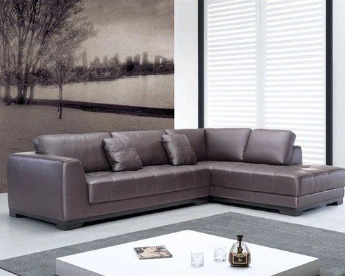 Corner Sectional Sofas Genuine Italian Quality Leather L Shape