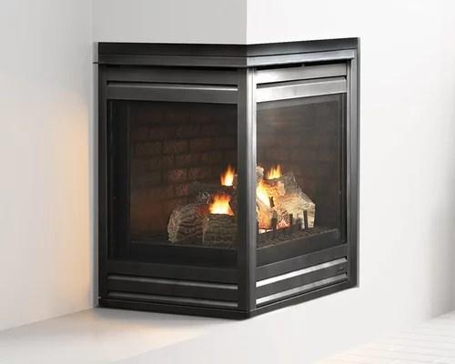 Heat  Glo Corner Series Gas Fireplace