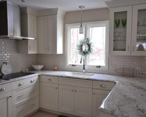 Fantastic White Granite Home Design Ideas, Pictures